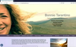 bonnie tarantino com ecommerce website