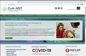 CoA-NDT