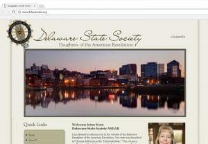 Delaware State Society DAR (Daughters of the American Revolution), Wilmington DE