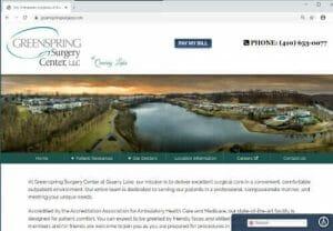 Greenspring Surgery Center at Quarry Lake MD