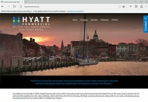 Hyatt Commercial Real Estate, Annapolis MD