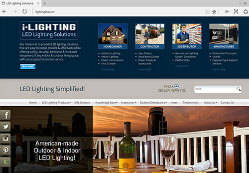 i-Lighting LED Solutions, North East MD