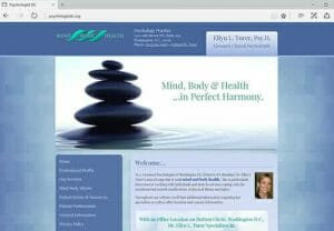 Psychologist Ellyn L. Turer, Psy.D., Washington DE