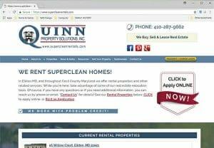 Quinn Properties -- Super Clean Rentals