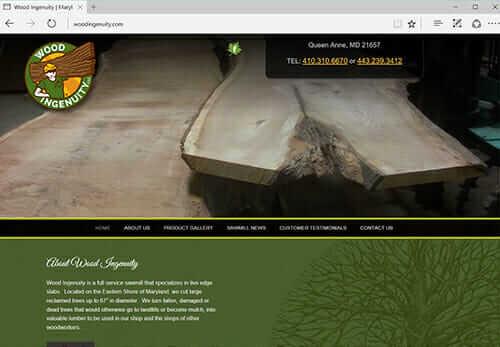 Wood Ingenuity, Eastern Shore MD